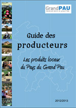 Image illustrant Dcouvrez le Guide des producteurs 2012/2013  Les produits locaux du Pays du Grand Pau !